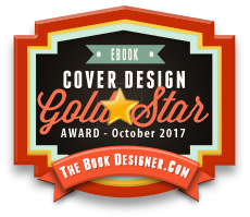 Book Designer award for cover design Grace in Strange Disguise storytellerchristine